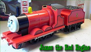 James The Red Engine From Lionel Click For Bigger Photo