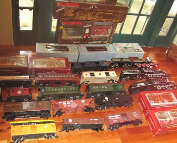 How Do I Sell My Train Collection? from FamilyGardenTrains com