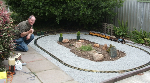 Letters to the Editor, 2007 - Family Garden Trains