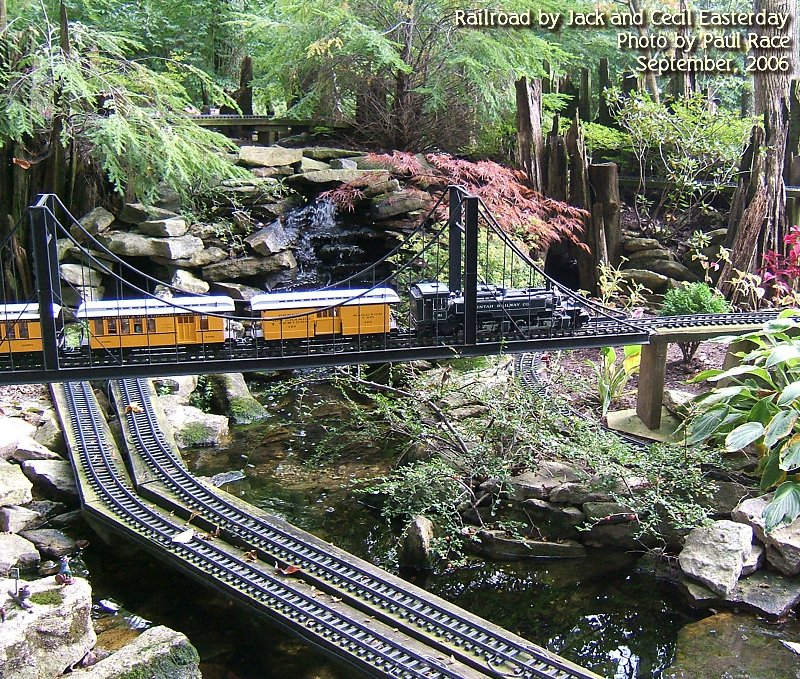 Garden Railroad Photo Gallery