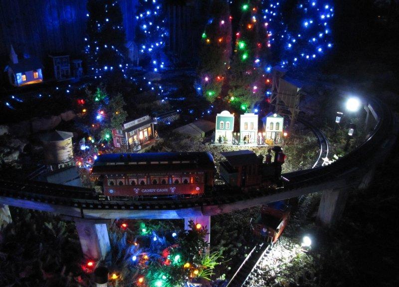 conclusion - Christmas Light Train
