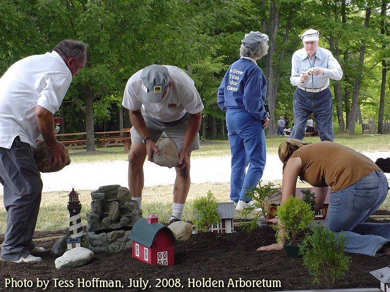 Finding A Garden Railroading Club Family Garden Trains