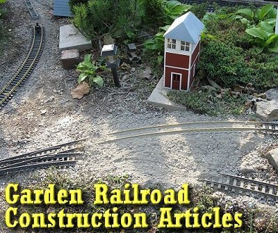 Railroad Construction Articles