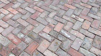 The Bricks Still Donu0027t Have A U0027permanentu0027 Setting, But The Sand