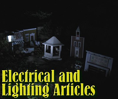 Electrical and Lighting Articles