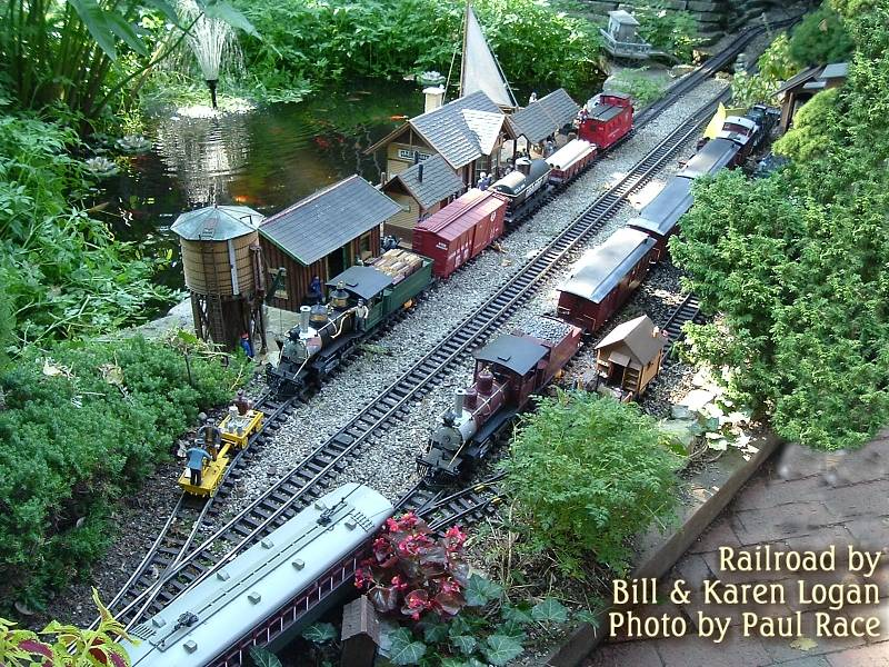 Planning Your Garden Railroad for Operations